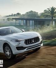 玛莎拉蒂首款SUV即将亮相2016深圳车展