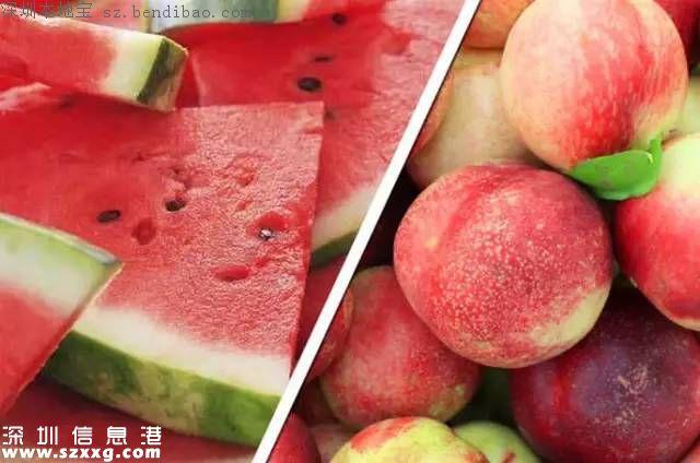 西瓜桃子同食会致命?最新十大谣言出炉