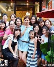 林志玲参加同学会 年轻貌美鹤立鸡群