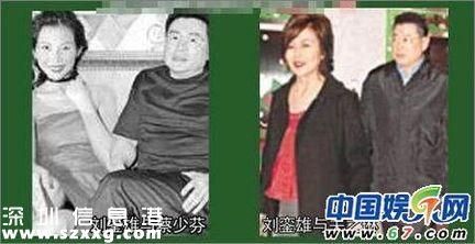 刘銮雄为什么塞关之琳乒乓球,关之琳被某富商塞高尔夫球真相图片
