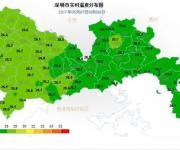 深圳5月开始出现33℃以上炎热天气 下周将以多云为主
