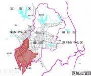 """前海蛇口自贸区""""扩容""""?深圳城市重心加速西移!"""