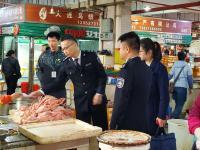 深圳市场和质量监管委罗湖局东门所加班突击检查东门